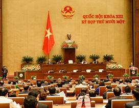 Toàn văn báo cáo tóm tắt công tác nhiệm kỳ 2011-2016 của Chủ tịch nước