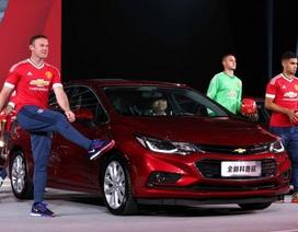 """""""Quỷ đỏ"""" cùng Chevrolet Cruze 2017 góp vui tại Trung Quốc"""