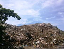 Đầu tư gần 650 tỷ đồng xây dựng nhà máy xử lý rác thải