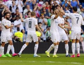 """Real Madrid tạo """"cơn mưa bàn thắng"""" ở Los Carmenes?"""
