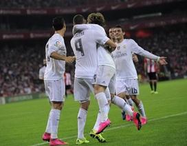 Real Madrid - Bilbao: Thử thách đón đợi Zidane