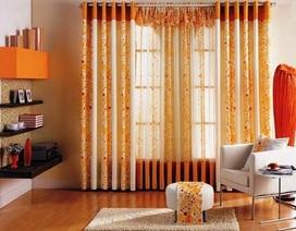 Chọn rèm cửa để ngôi nhà của bạn trở nên quyến rũ
