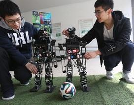 Sinh viên Trung Quốc không sợ thất bại khi khởi nghiệp