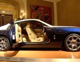 Điểm danh các loại xe sang bị Bộ Tài chính truy thu thuế từ doanh nghiệp nhập khẩu