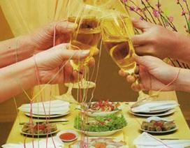 Bí quyết giảm đau dạ dày, viêm gan trong dịp Tết