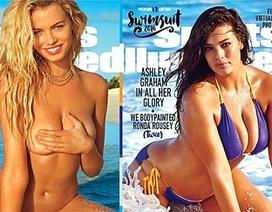 Hé lộ 3 gương mặt trang bìa tạp chí áo tắm danh tiếng