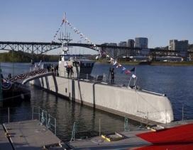 Quân đội Mỹ đưa vào trang bị robot sát thủ chuyên săn tàu ngầm