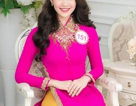 Sái Thị Hương Ly - vẻ đẹp gây tranh luận tại HHVN 2016