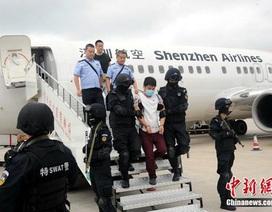 """Trung Quốc: Chiến dịch """"Săn cáo 2016"""" đã bắt 634 tội phạm ở nước ngoài"""