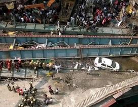 Sập cầu vượt ở Ấn Độ, ít nhất 14 người thiệt mạng