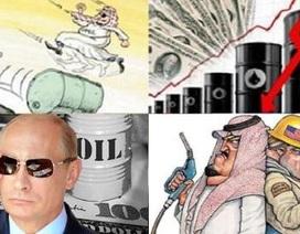 Saudi Arabia trợ giá dầu: Tìm cách diệt Nga hay hạ Mỹ?
