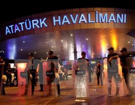 Thổ Nhĩ Kỳ triển khai tên lửa ở tất cả sân bay dân sự