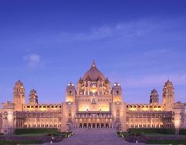 Khách sạn lâu đài xa hoa bậc nhất thế giới