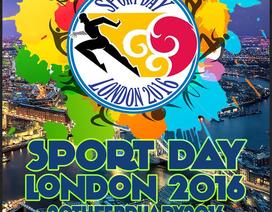 Sport Day London 2016 - Ngày hội thể thao của du học sinh Việt tại Anh