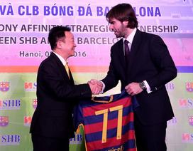 """""""Barcelona không thể làm ngơ trước tình yêu của CĐV Việt Nam"""""""