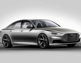 Audi A6 sẽ thay đổi toàn diện