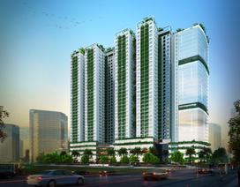 EcoLife Capitol: Mảng xanh duy nhất Lê Văn Lương kéo dài