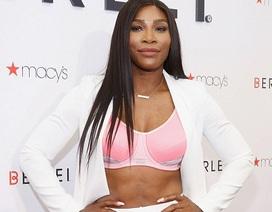 """Sao"" quần vợt Serena Williams khoe nội y gợi cảm"