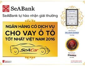 SeABank tham gia triển lãm ô tô quốc tế Việt Nam 2016