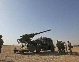 Siêu pháo Caesar đánh Mosul: Mạnh mẽ nhưng... không hiệu quả