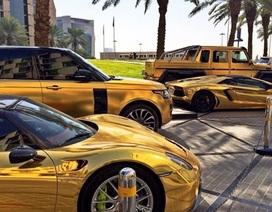 Cuộc sống vương giả của tỷ phú Ả rập Xê út sở hữu dàn siêu xe mạ vàng