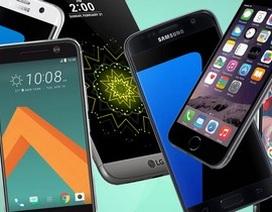 Điểm lại những cái nhất trên thị trường smartphone năm 2016