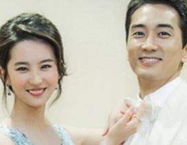 Song Seung Heon và Lưu Diệc Phi đã chia tay?