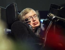 Stephen Hawking cảnh báo tương lai bất ổn của con người