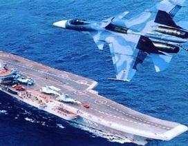 Su-33 bắt đầu tuần tra Tartus: Thông điệp mạnh mẽ của Nga