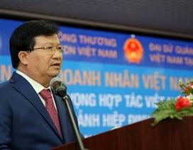 Sức mạnh tổng hợp của doanh nghiệp Việt trong và ngoài nước