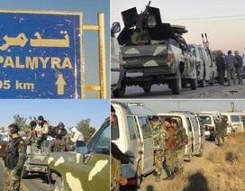 Syria ồ ạt điều quân đến Palmyra: Hai kịch bản tái chiếm