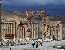 4.000 phiến quân IS chuẩn bị cho đợt công kích tiếp theo vào Palmyra