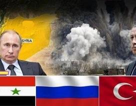 Mưu đồ sáp nhập Aleppo của Thổ Nhĩ Kỳ