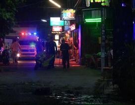 Đánh bom rung chuyển khu nghỉ mát nổi tiếng của Thái  Lan