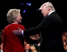 """Toàn cảnh cuộc tranh luận """"thế kỷ"""" của hai ứng viên tổng thống Mỹ"""