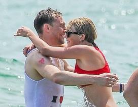 Tom Hiddleston lãnh đạm sau khi chia tay Taylor Swift