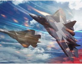 Động cơ mới T-50 PAK FA đè bẹp F-22