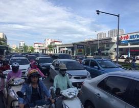 Hà Nội: Nghẽn nặng ở các tuyến đường phía Tây Nam