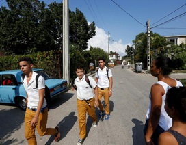 Xúc động di nguyện cuối cùng của lãnh tụ Cuba Fidel Castro