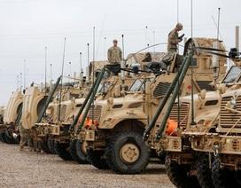 Chiến dịch giải phóng Mosul vào giai đoạn mới, lục quân Mỹ tiến sát tiền tuyến