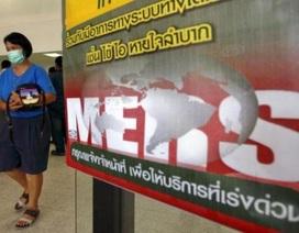 Ca nhiễm MERS thứ hai được ghi nhận tại Thái Lan