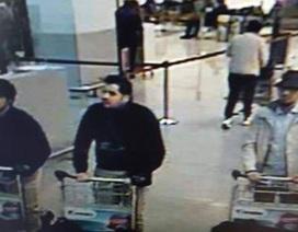 Xuất hiện hình ảnh đầu tiên của 3 nghi phạm tấn công khủng bố Brussels