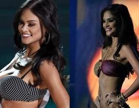 Tân Hoa hậu Hoàn vũ bị tố nâng cấp vòng 1