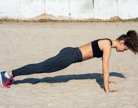 15 phút mỗi sáng để vùng trọng tâm cơ thể thon chắc