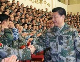 """Trung Quốc: Ông Tập Cận Bình đã nắm """"siêu"""" quyền lực với quân đội?"""