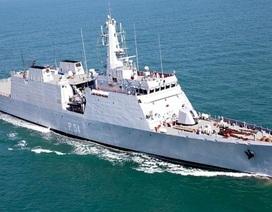 Tàu cá Trung Quốc đâm vào tàu hàng nước ngoài, 17 người mất tích