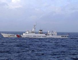 Tàu do thám Trung Quốc bị tố xâm phạm lãnh hải Nhật Bản