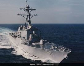 Tàu chiến Mỹ cập cảng Trung Quốc lần đầu tiên từ sau phán quyết Biển Đông