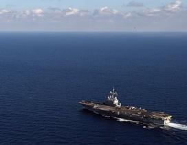Đối thủ duy nhất của tàu sân bay Mỹ