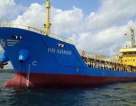 Tàu Malaysia chở 900.000 lít dầu bị cướp